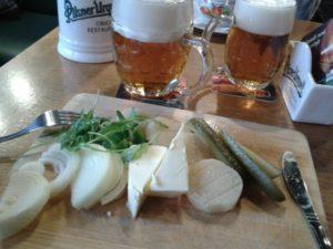 Olomouc's traditional cheese: Olomoucké tvarůžky