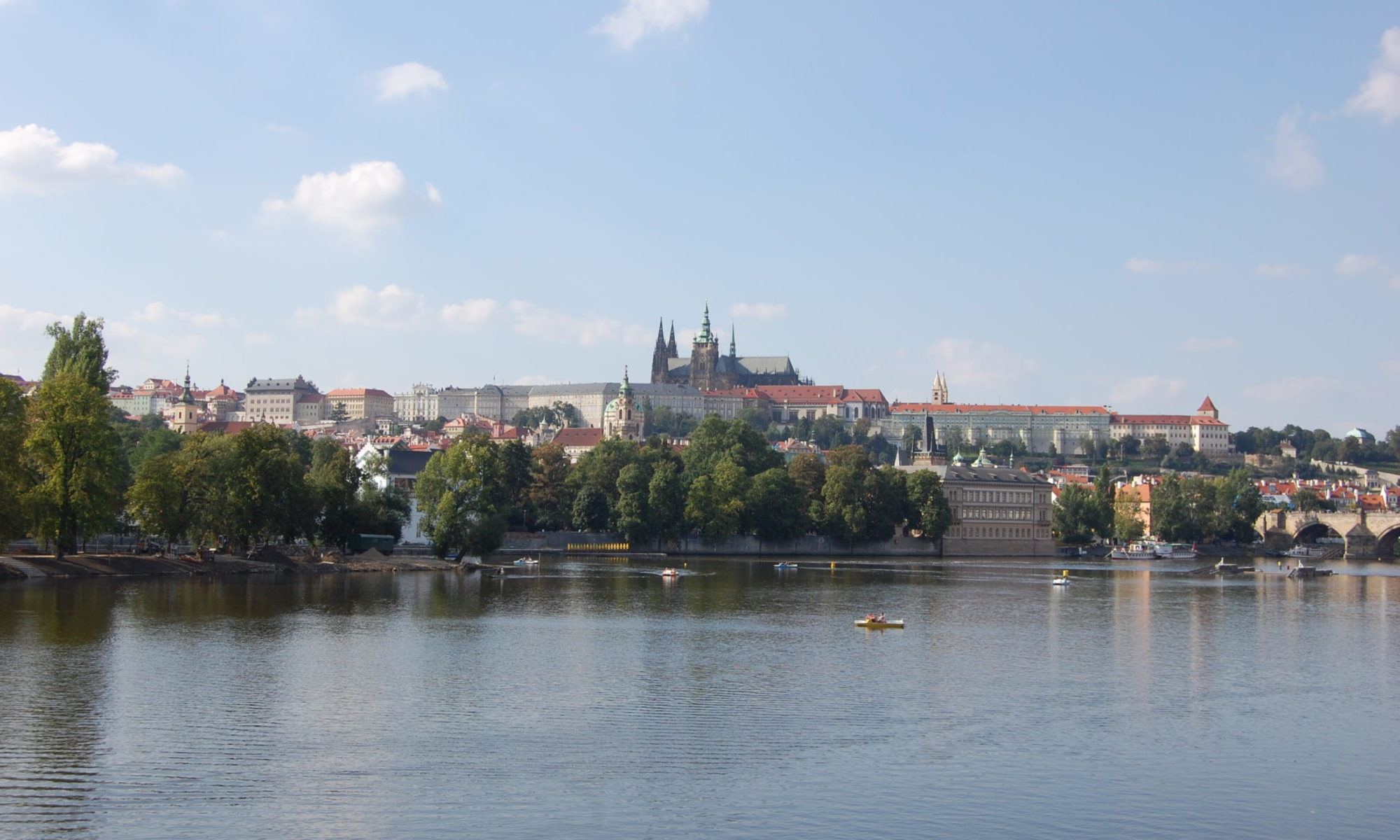 Visit Prague, city guide