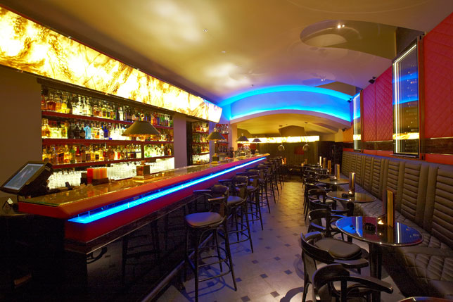 Bugsy S Bar Prague Copyright